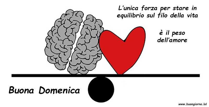 Un cervello ed un cuore