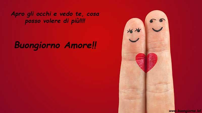 Buongiorno Amore Immagini E Frasi Buongiorno Lol