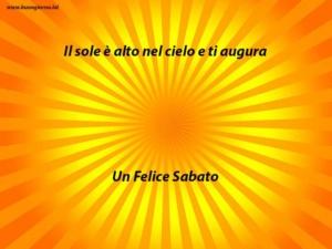 grande sole in primo piano giallo e arancione
